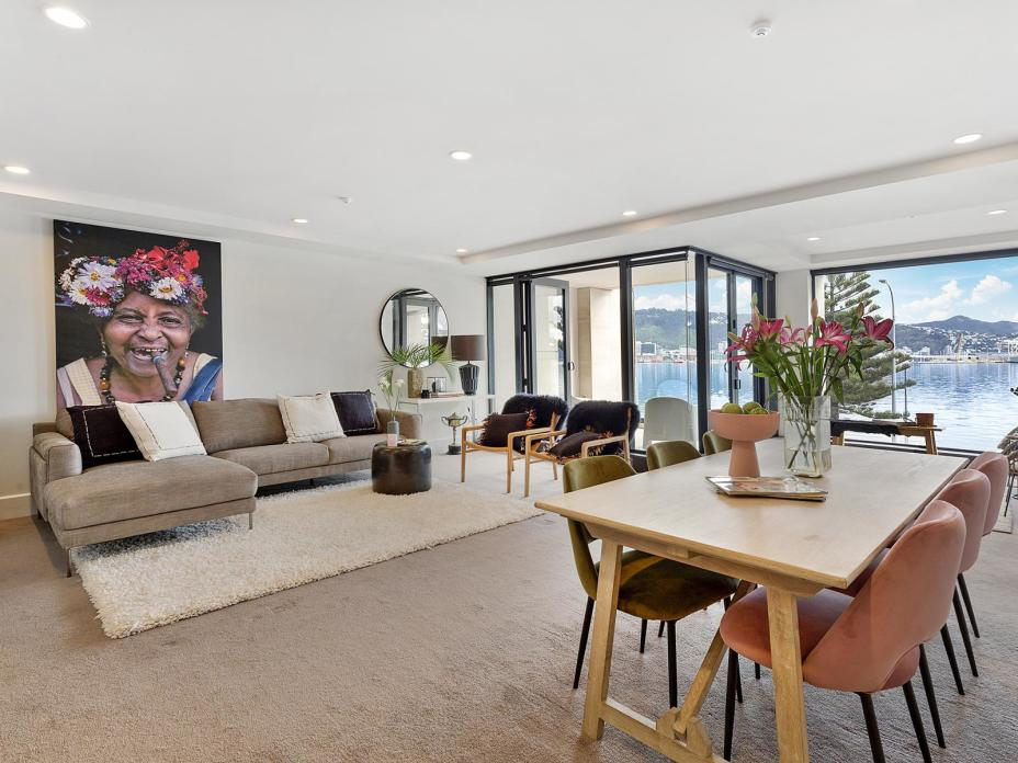Unit 2B, 342 Oriental Parade, Oriental Bay