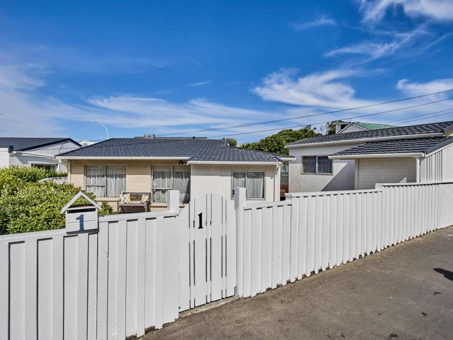1 Ferry Street, Seatoun