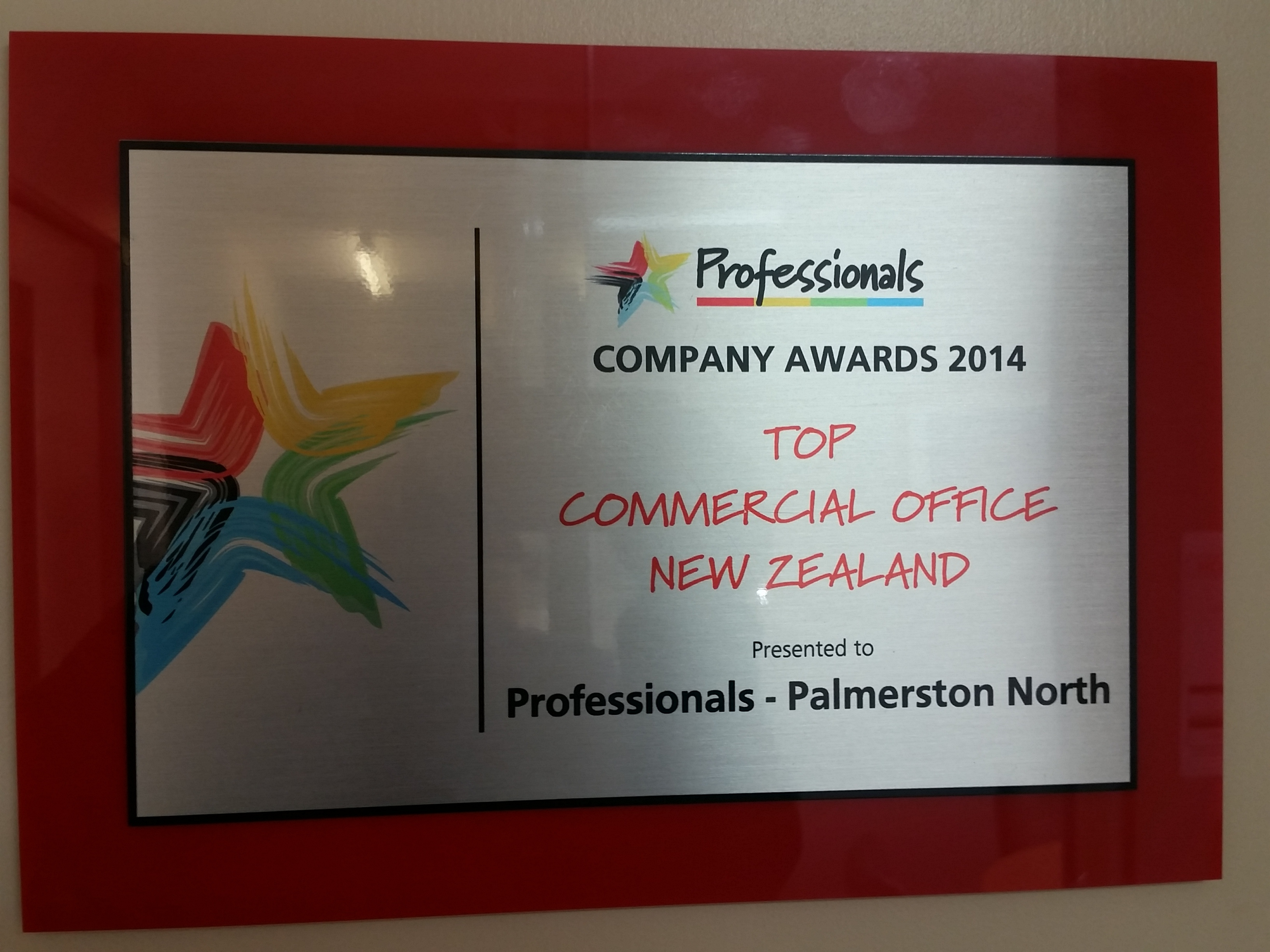 Commercial 2015 Top Office