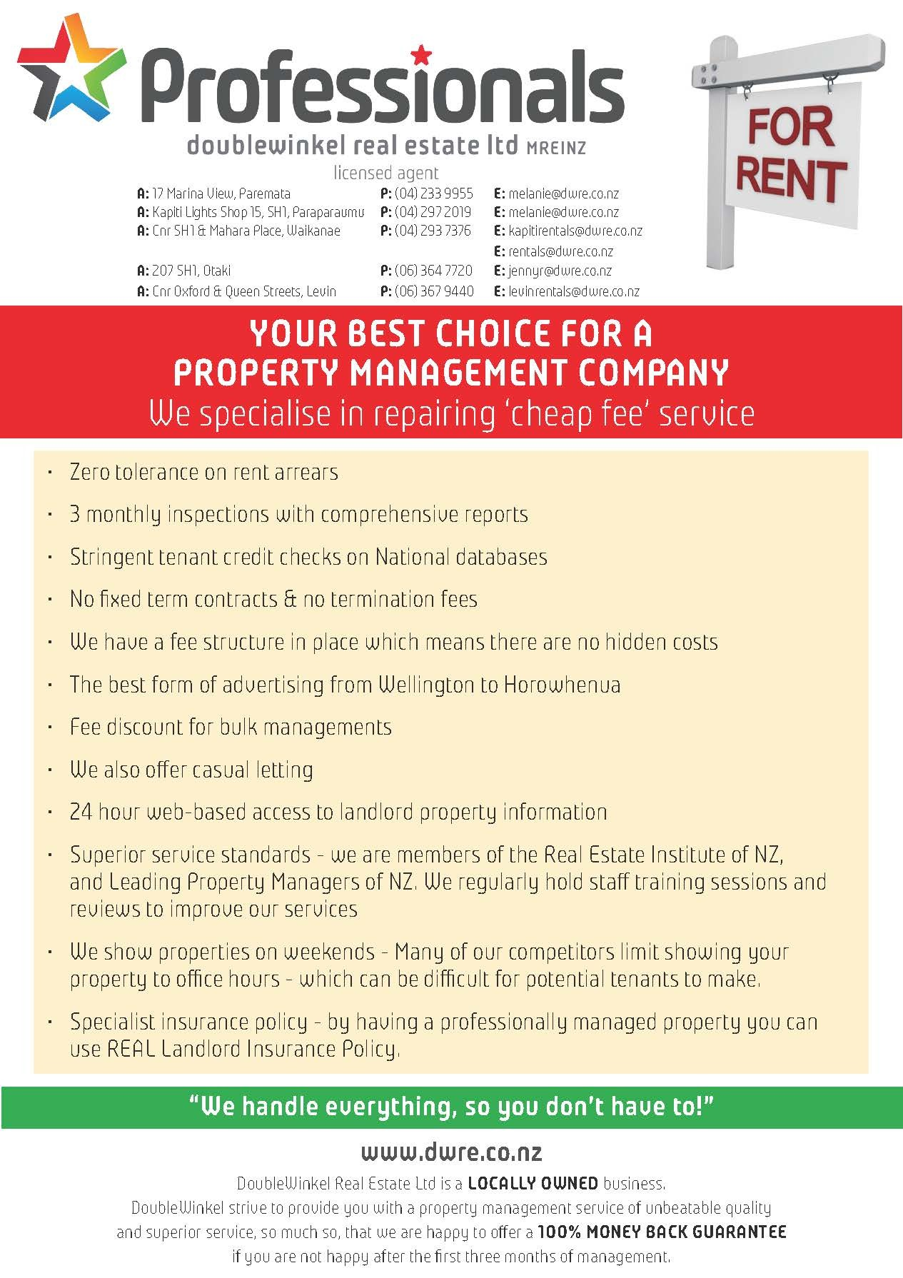Property Management 2017