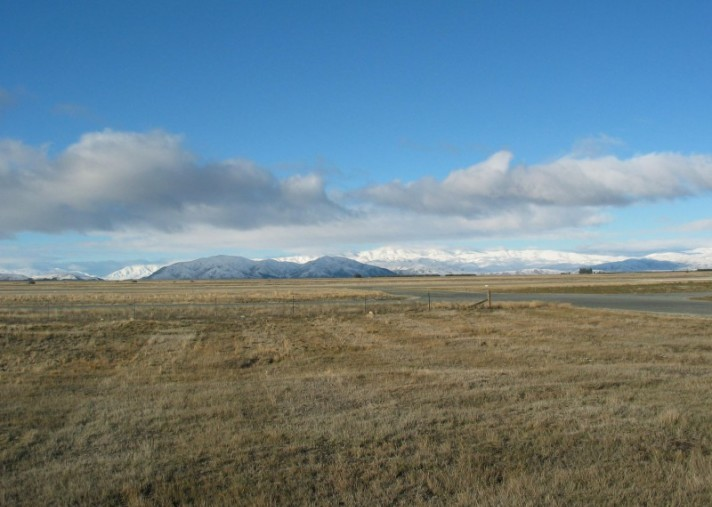 Lot 6 Tekapo-Twizel Road, Twizel