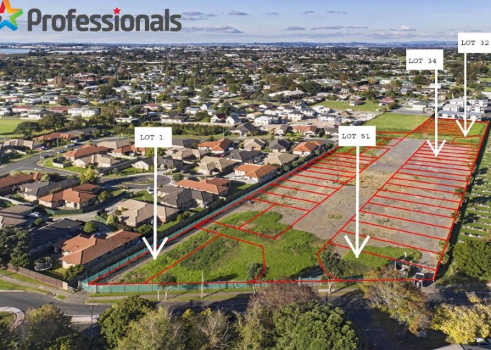 Lots 32 and 34/8 Kirkbride Road , Mangere Bridge
