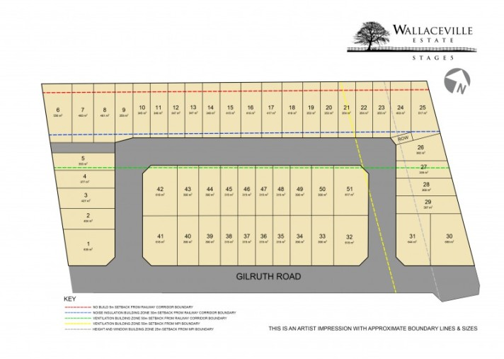 Lot 44 Stage 5 Comprehensive Ward Street/Alexander Road, Wallaceville