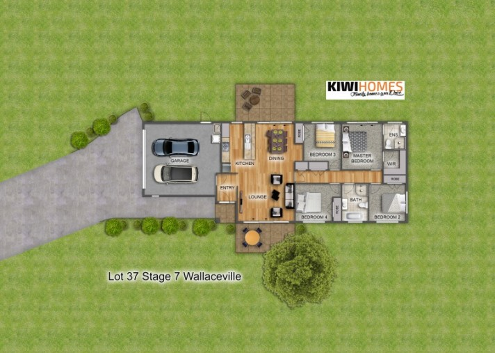 Lot 37 Stage 7 Wallaceville Estate, Trentham
