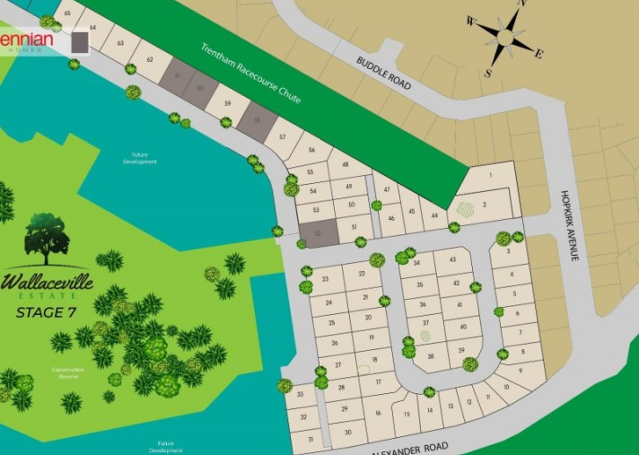 Lot 60 Stage 7 Wallaceville Estate, Trentham