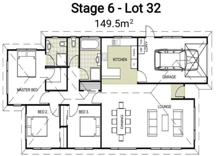 Lot 32 Stage 6, Buddle Road, Wallaceville Estate, Trentham