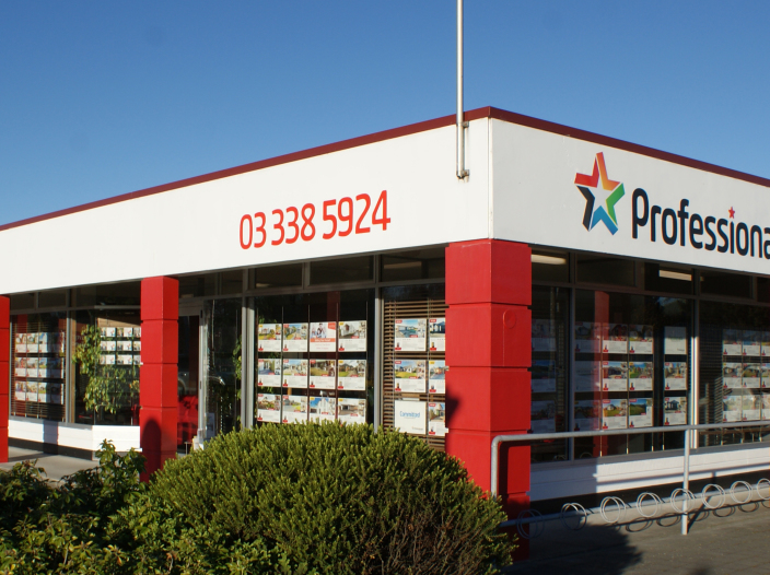 Professionals Christchurch Ltd - Christchurch Sales