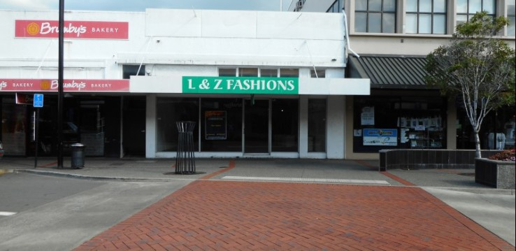 Dickens St retail - for lease