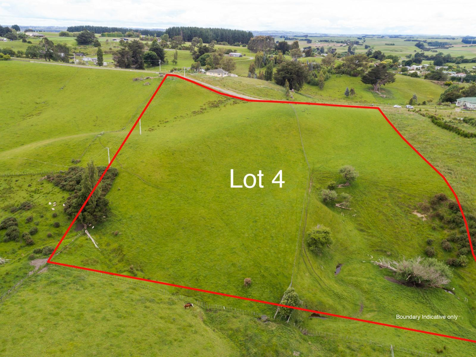 Lot 4 Kimber Street, Halcombe