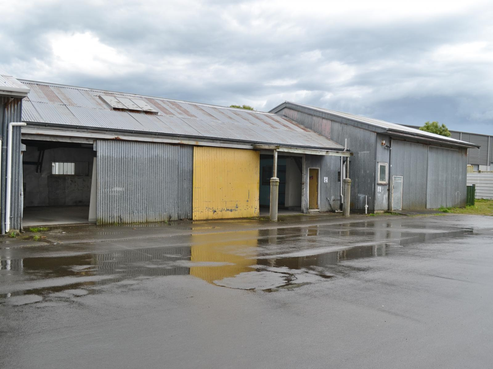 Shed D, 155 London Street, Whanganui Central