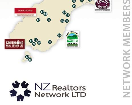 New Zealand Realtors Map November 11 Image 02