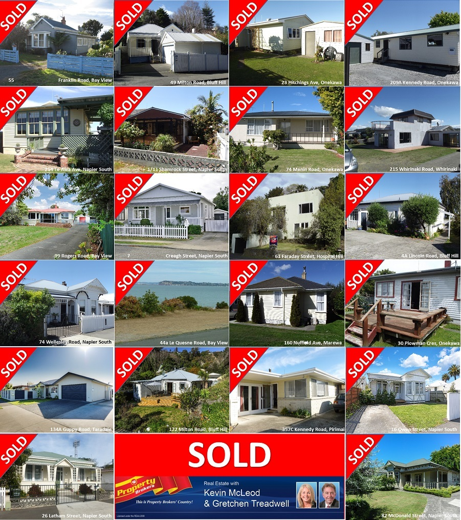 Sold Properties - Nov 2015