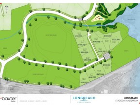 Lot 123 Longreach Section - Stage 3