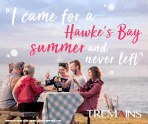 I came for a Hawke's Bay summer #1
