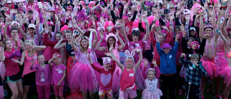 Tremains Pink Fun Walk
