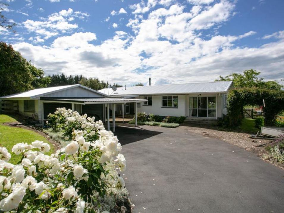 821 French Pass Road, Karapiro