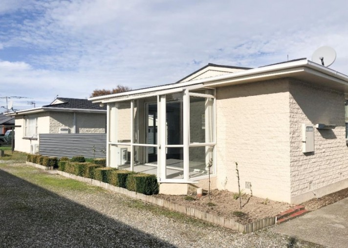 Unit 2, 50 Melbourne Street, Windsor - Invercargill City