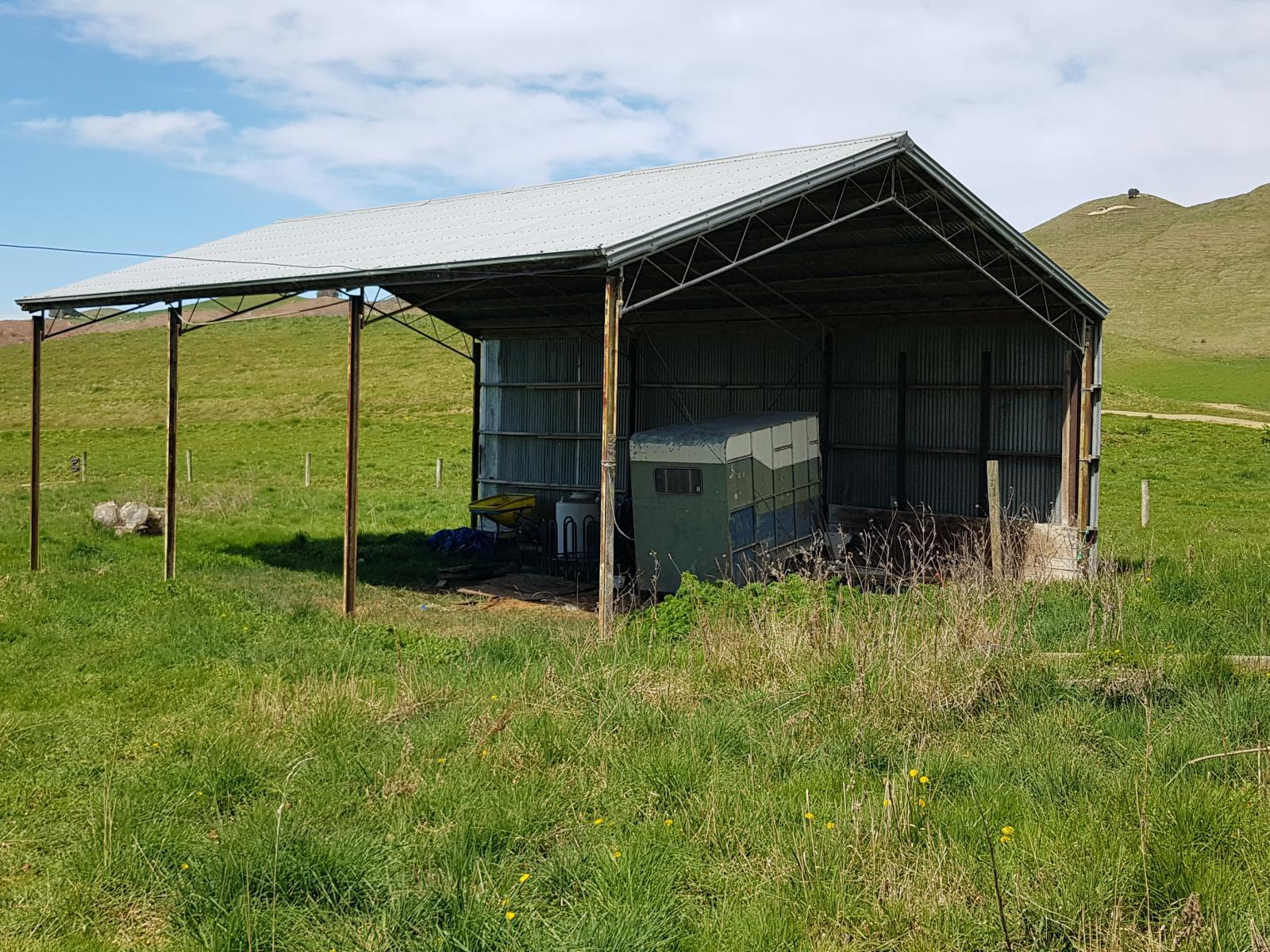 129 Shearers Hill Road, Waimate