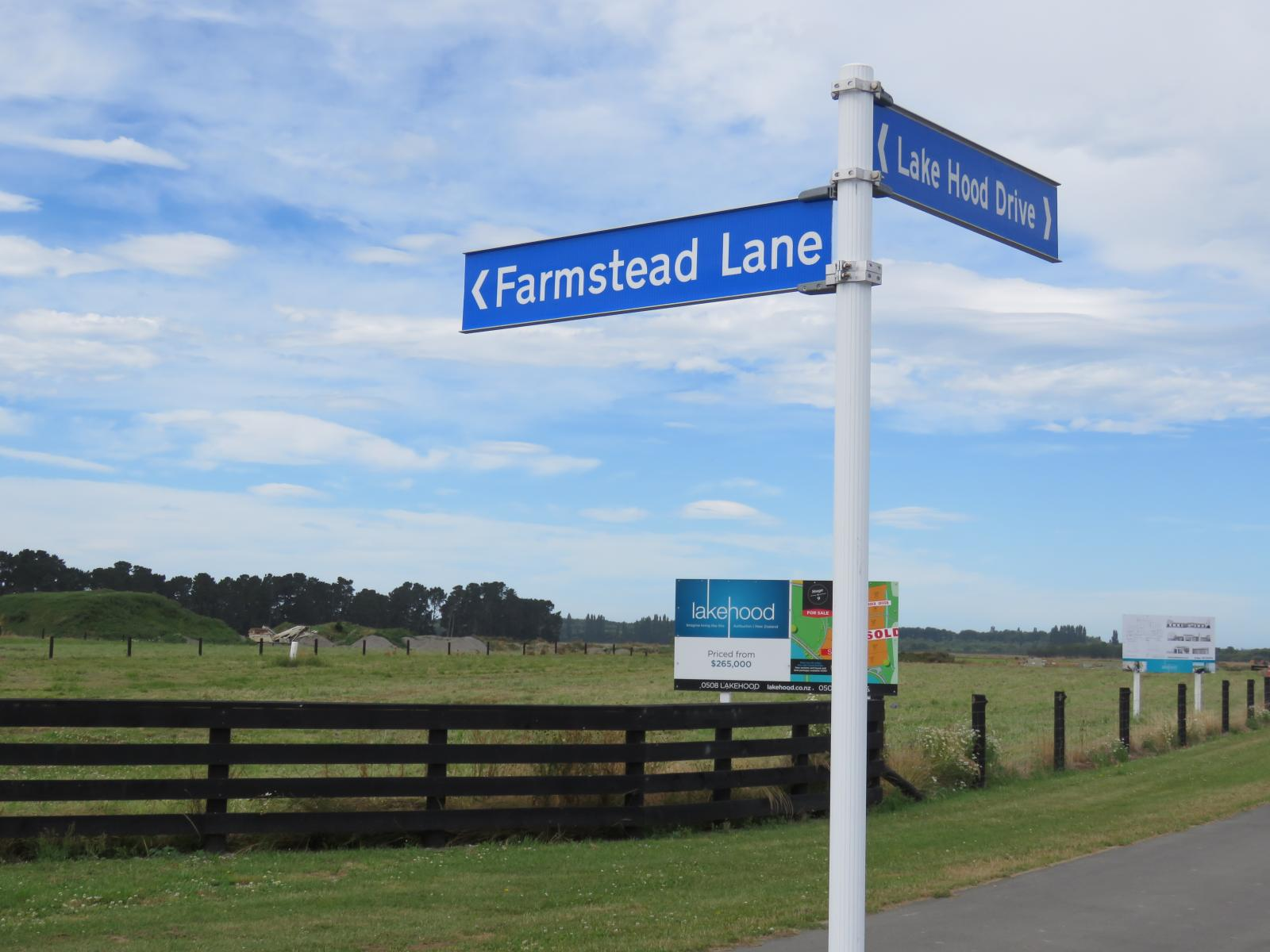 Lot 31, Stage 9, Farmstead Lane, Lake Hood, Huntingdon