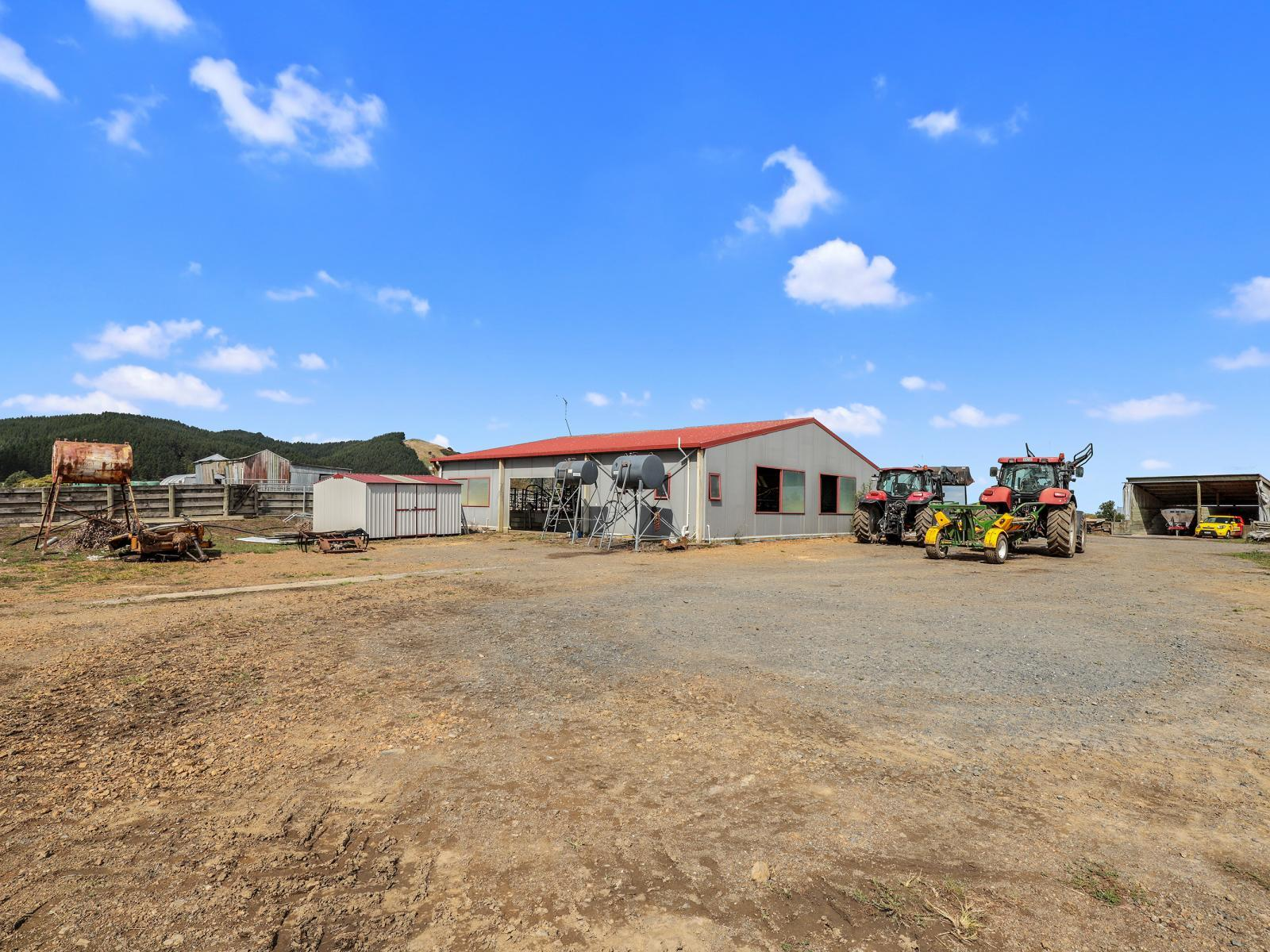 1001 Island Block Road, Waerenga