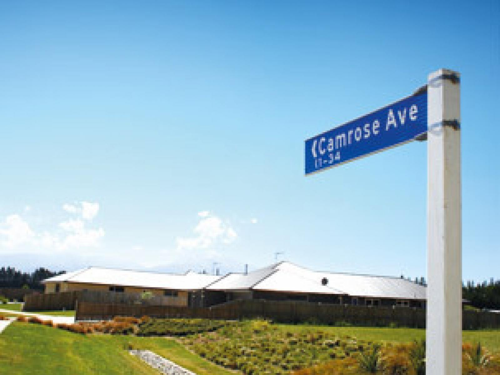 111, Camrose Estate, Methven