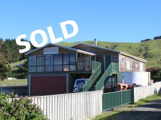 Seaview Road, Dannevirke