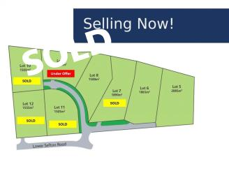 Lot 10 Lower Sefton Road, Ashley